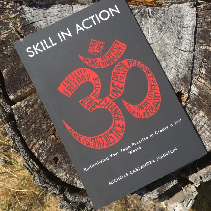 Skill in Action Book by Michelle Cassandra Johnson