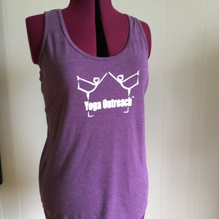 heather aubergine tank