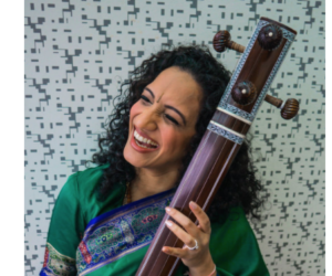 Rishima Bahadoorsingh receives so much joy from playing classical Indian music.