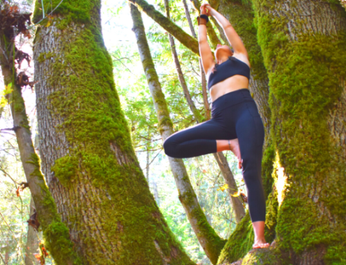 Boxing, Yoga and Reclaiming Your Space